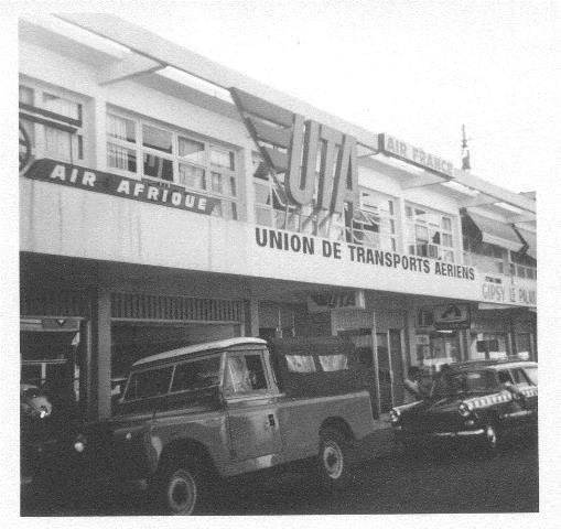 17_siège de la compagnie UTA à Nouméa. ANC 1 Num 5-078_670000