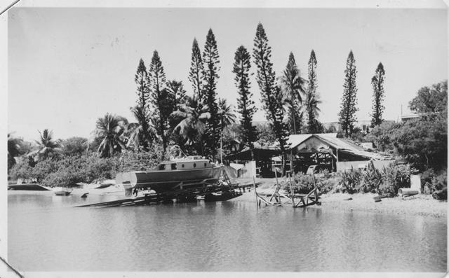 08_La Jean Mermoz, vedette de l'hydrobase,1951-54. ANC 1 Num 5-16-4